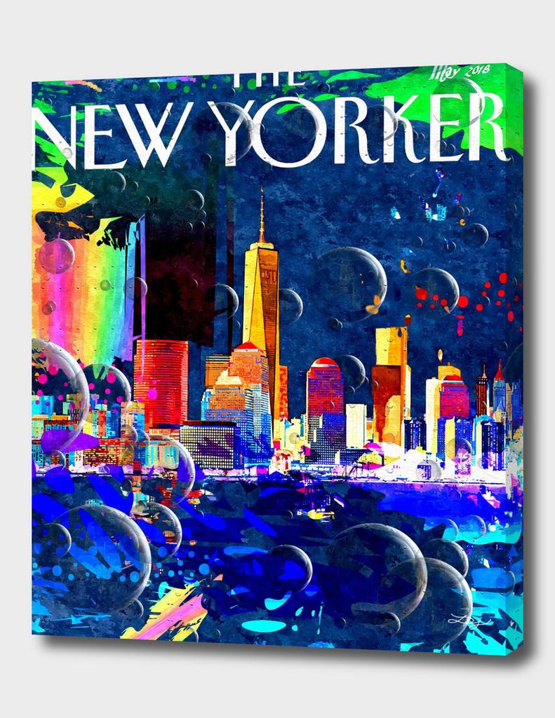 New York City Bubbles