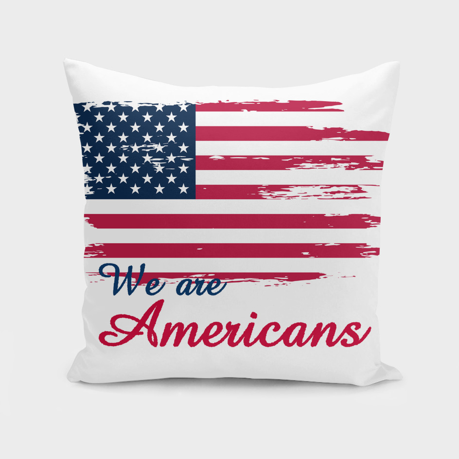 We are Americans,USA