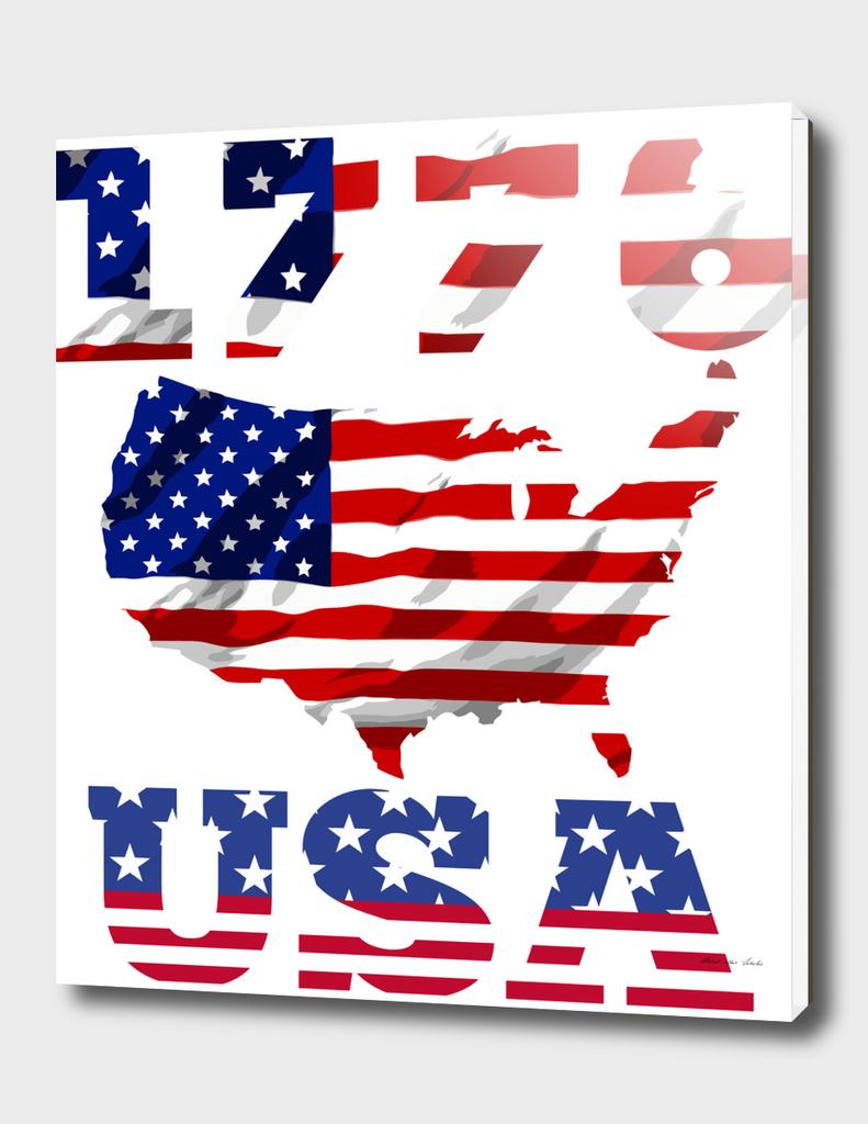 United States of America Flag-USA