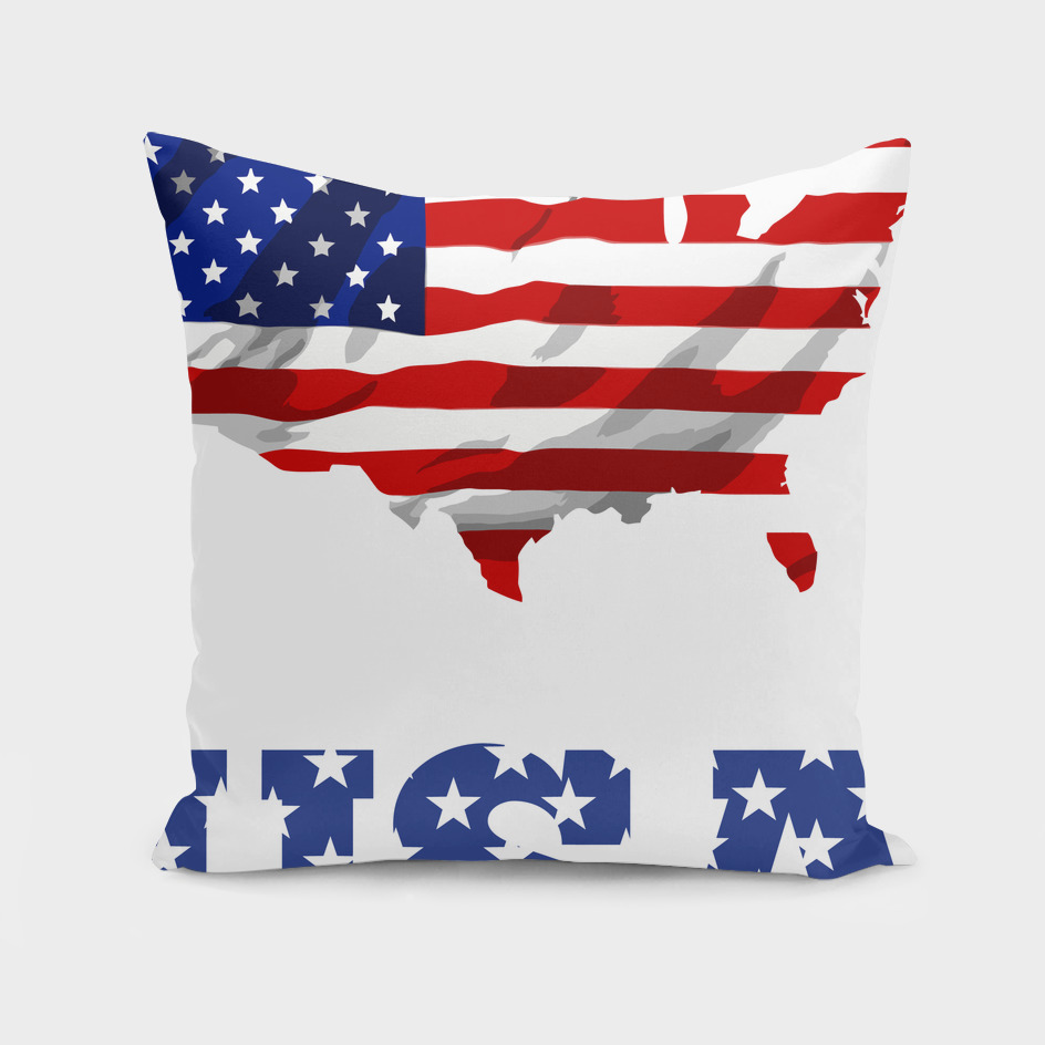 United States of America Flag , USA Independence day