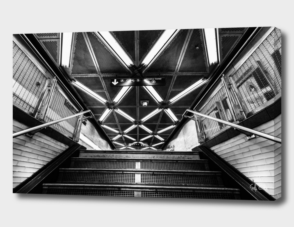 Fulton Street Subway