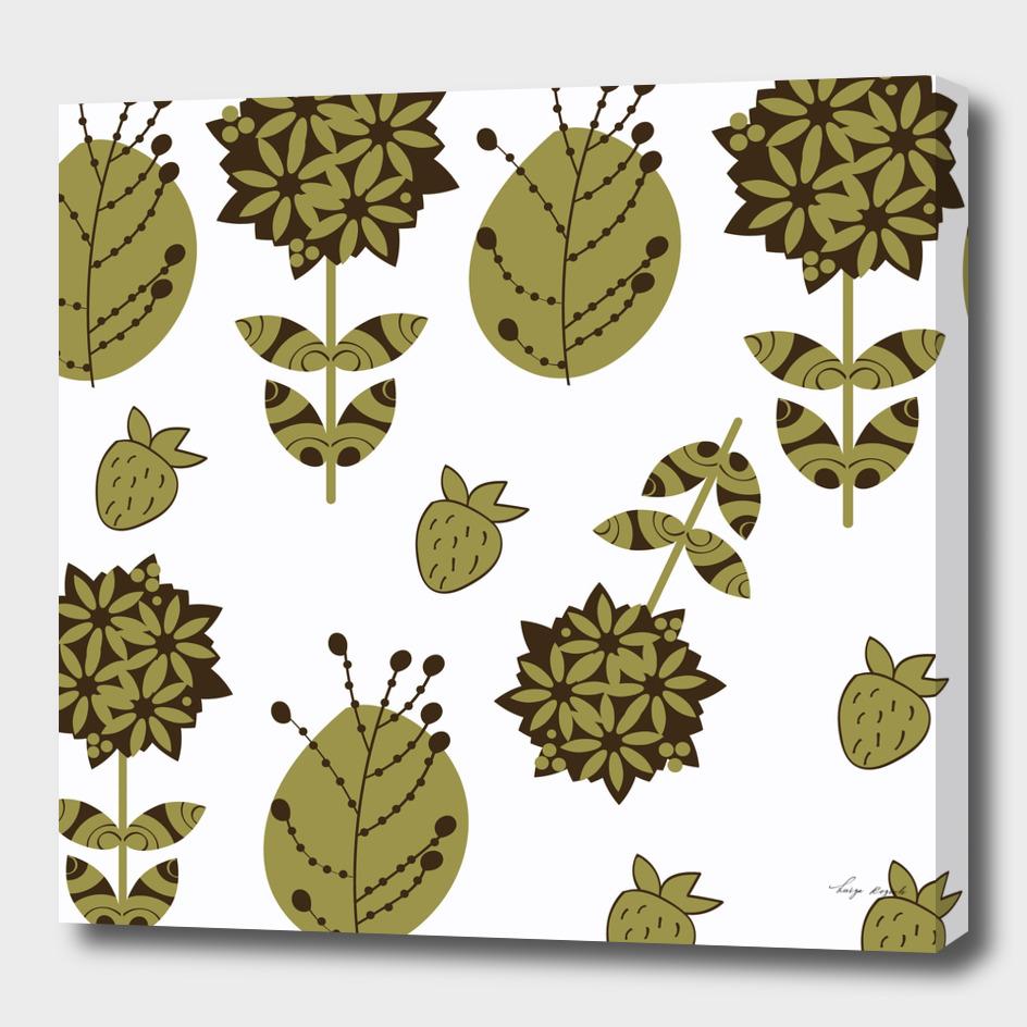 Floral pattern 4