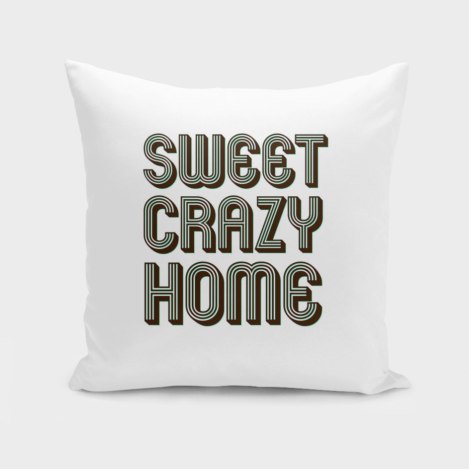 typography lettering home sweet