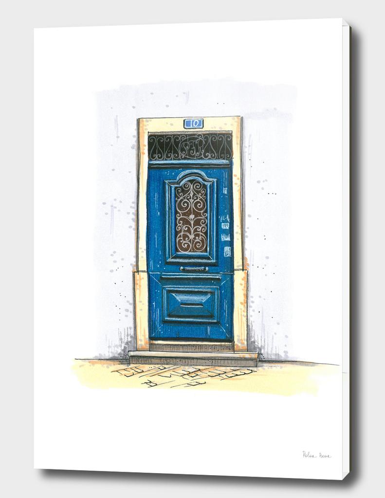 Door of Lisbon