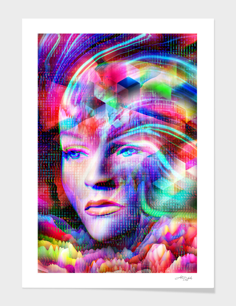 Artistic - XVI - Artificial Intelligence / NE