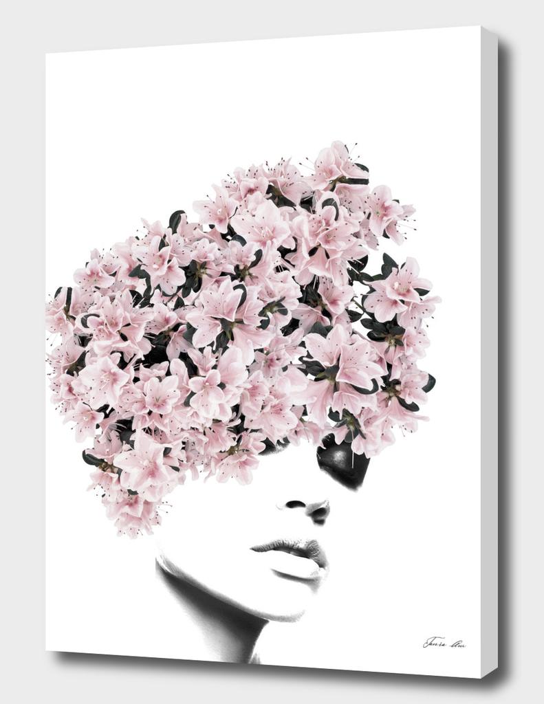 Lady flower III