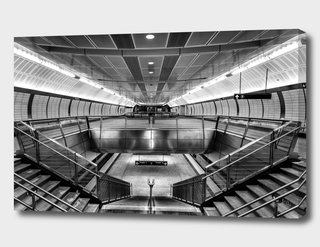 Hudson Yards Subway Station