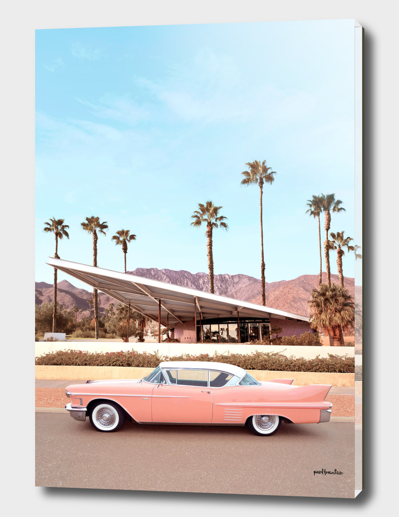 Palm Springs Car