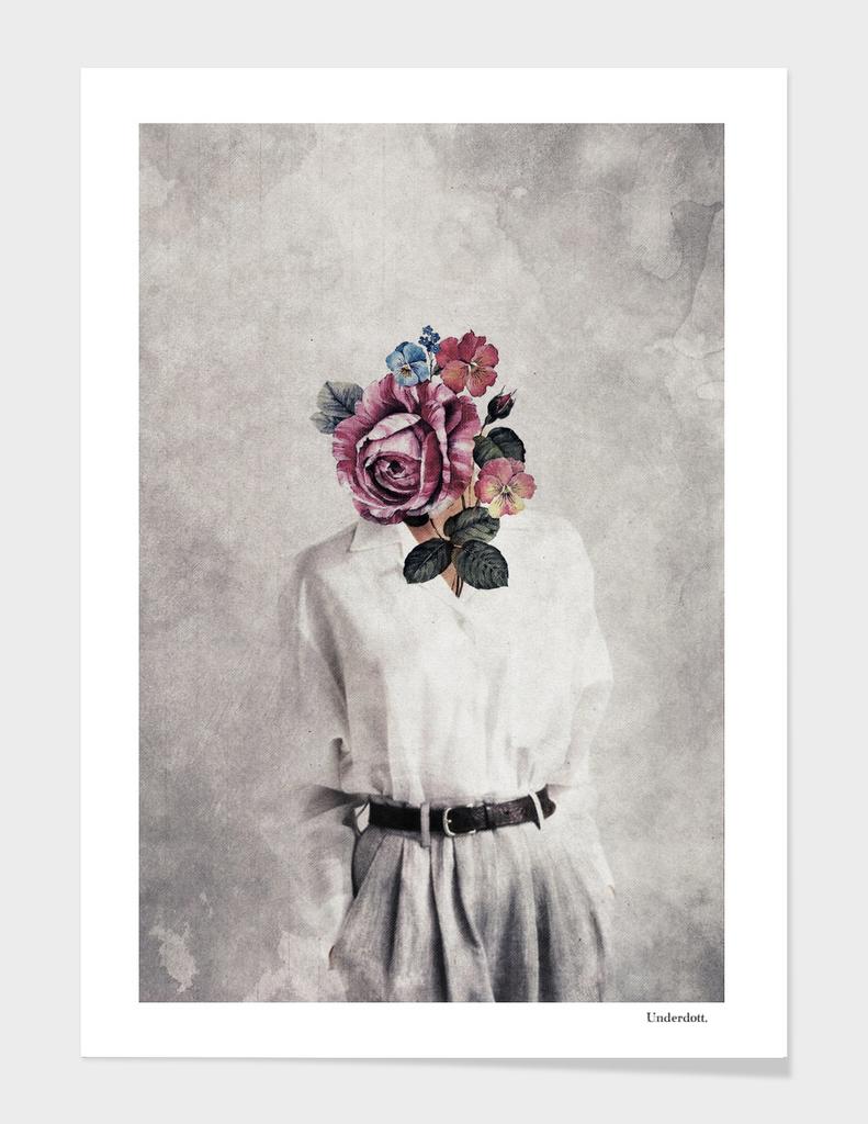 Vintage bloom ...