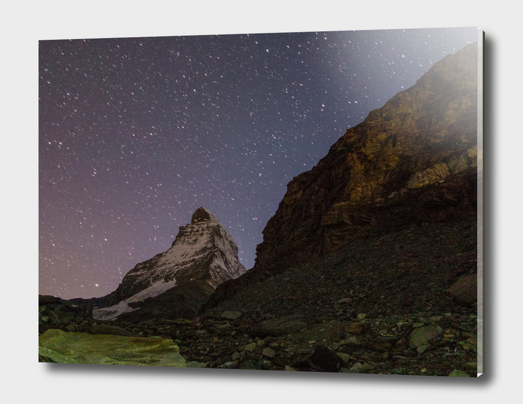 Matterhorn 4,478 m 2
