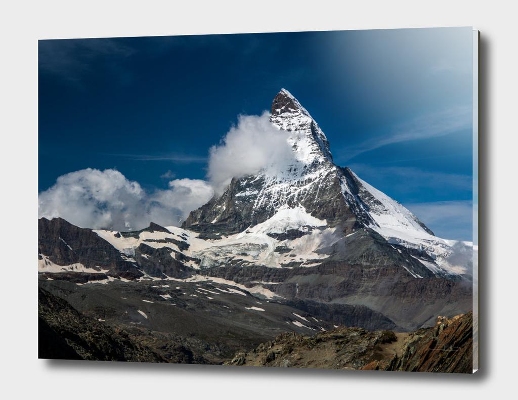 Matterhorn 4,478 m 3