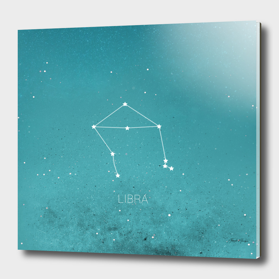 Libra constellations