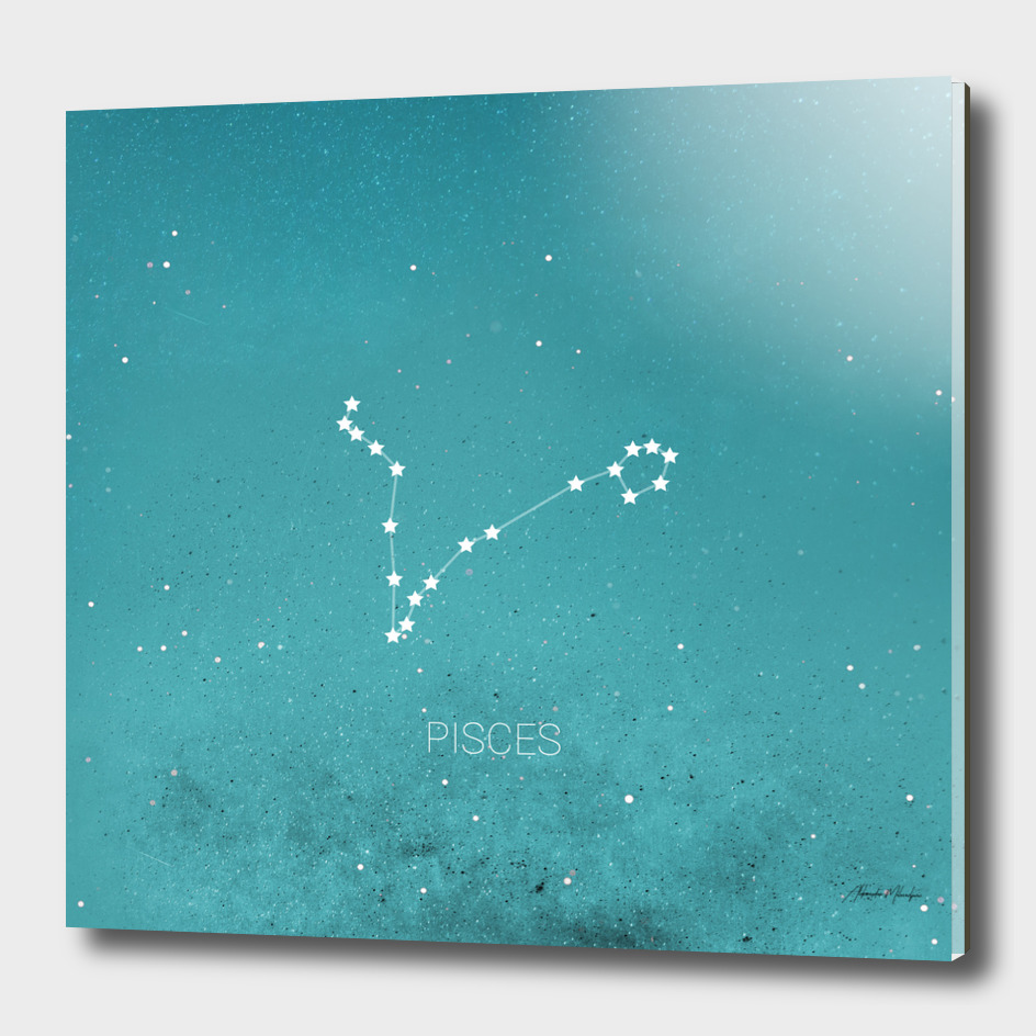 Pisces constellations