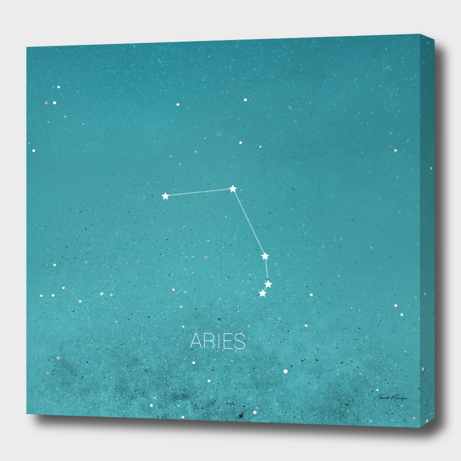 Aries constellations