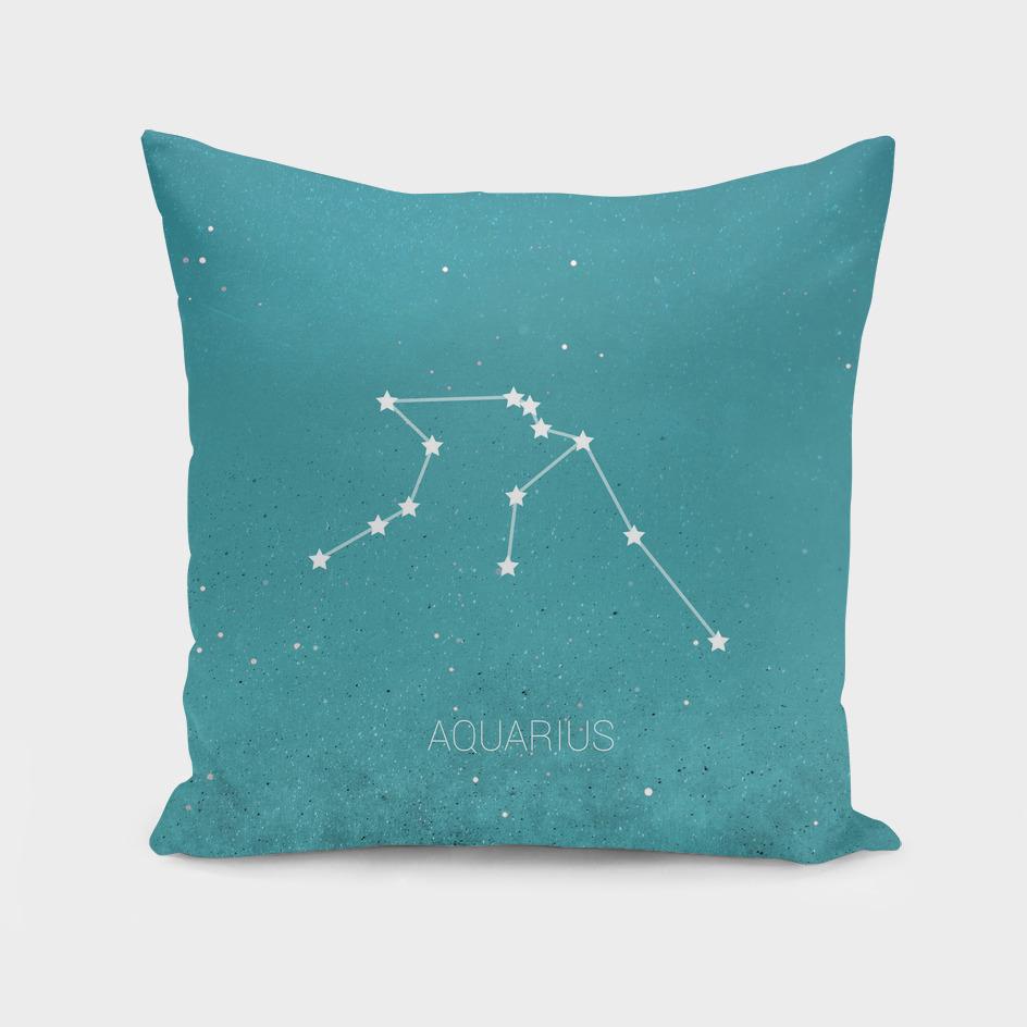 Aquarius constellations