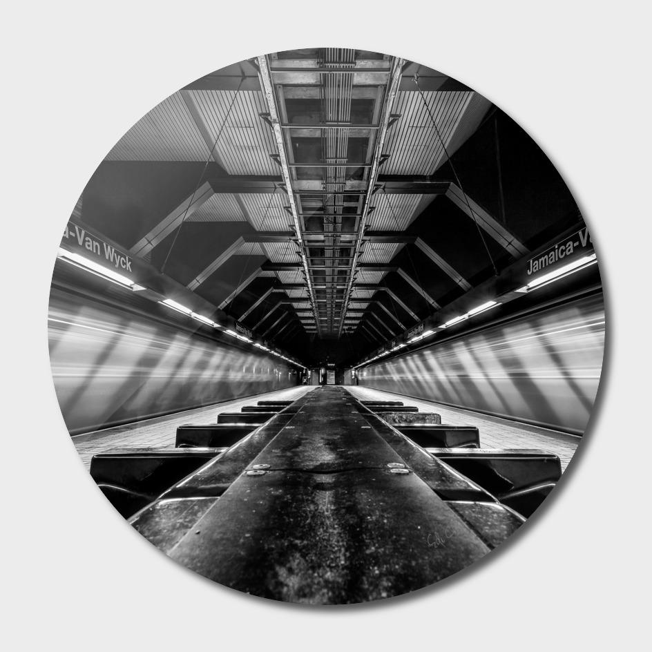 Jamaica-Van Wyck Subway