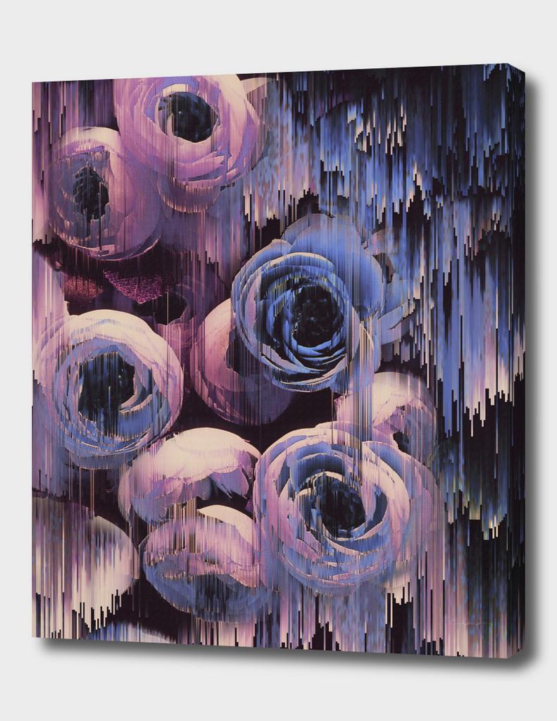 Floral Glitches