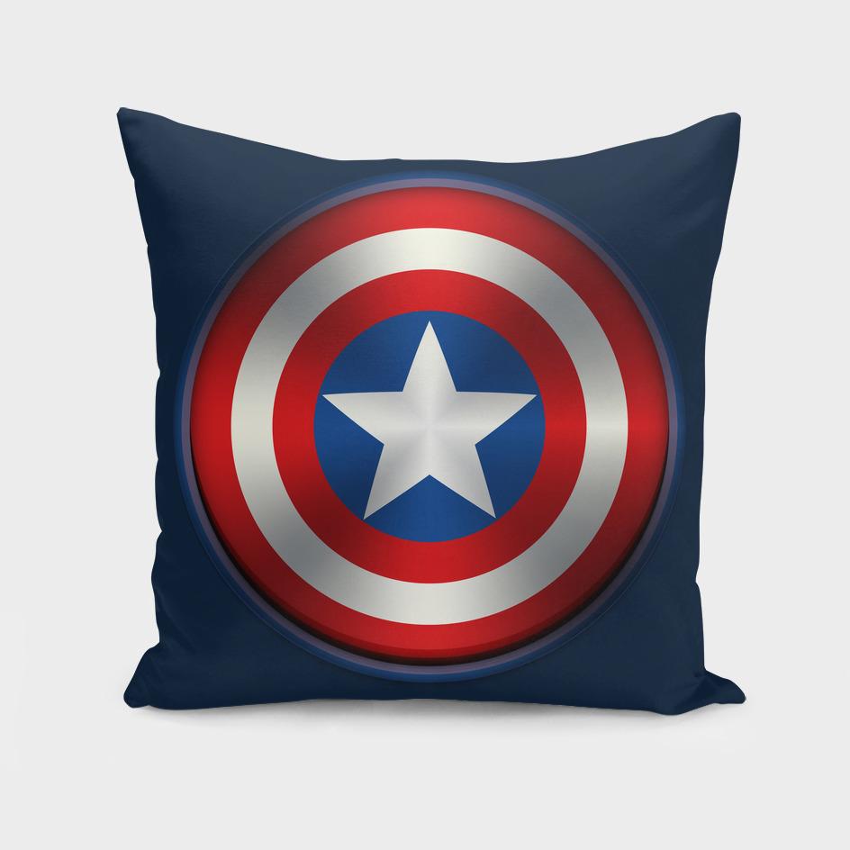capitan america logo avenger classic