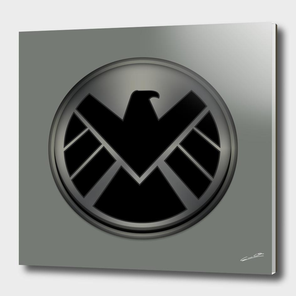Shield logo avenger classic