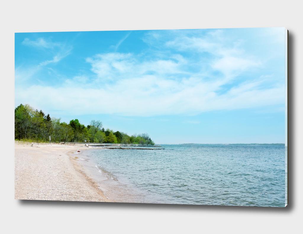 AFE Toronto Island Beach2