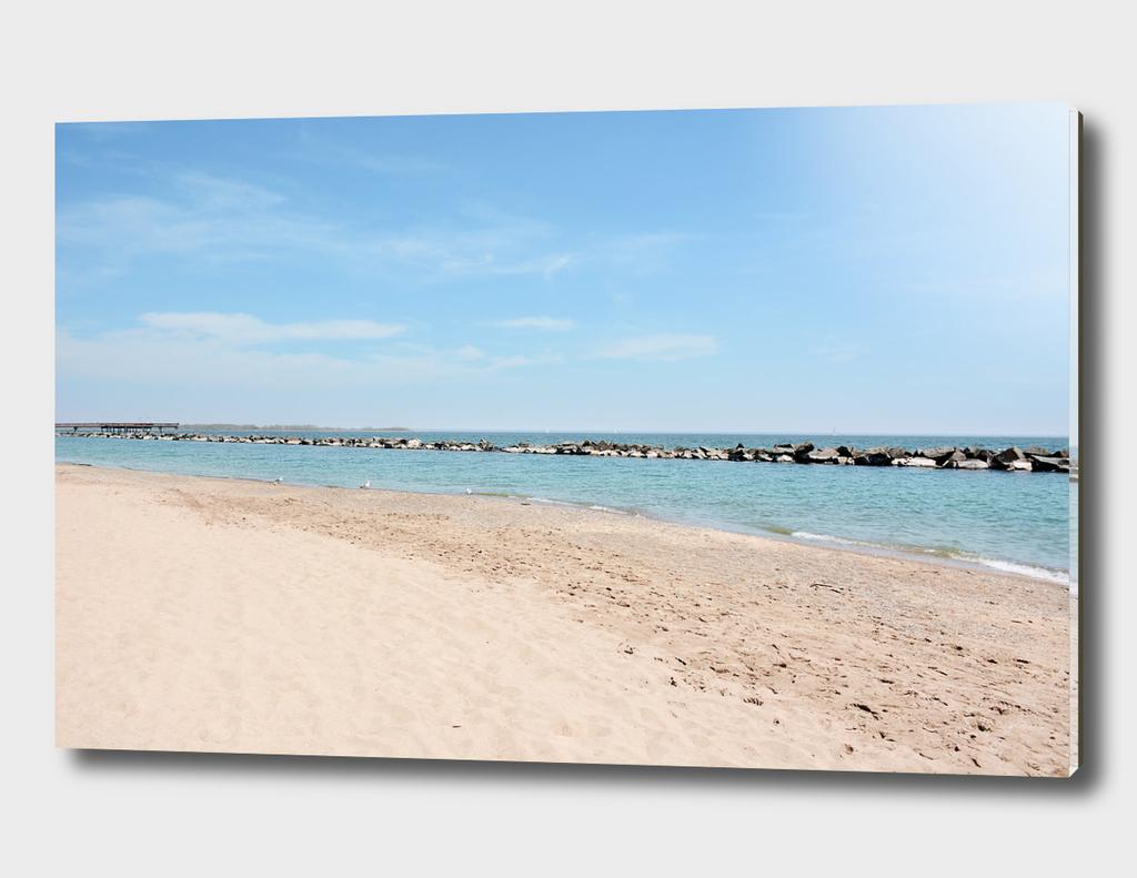 AFE Toronto Island Beach