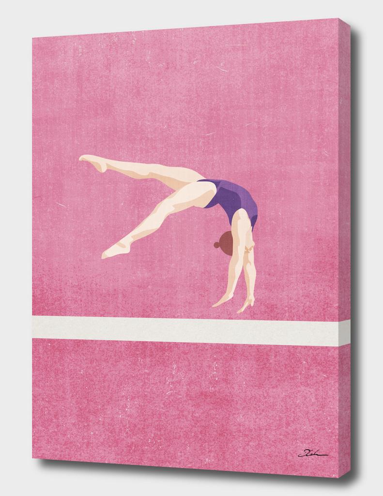 SUMMER GAMES / artistic gymnastics