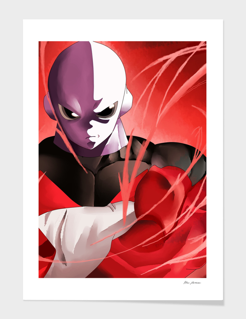 jiren the gray