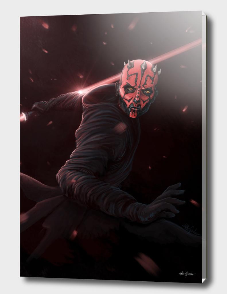 Darth Maul concept art