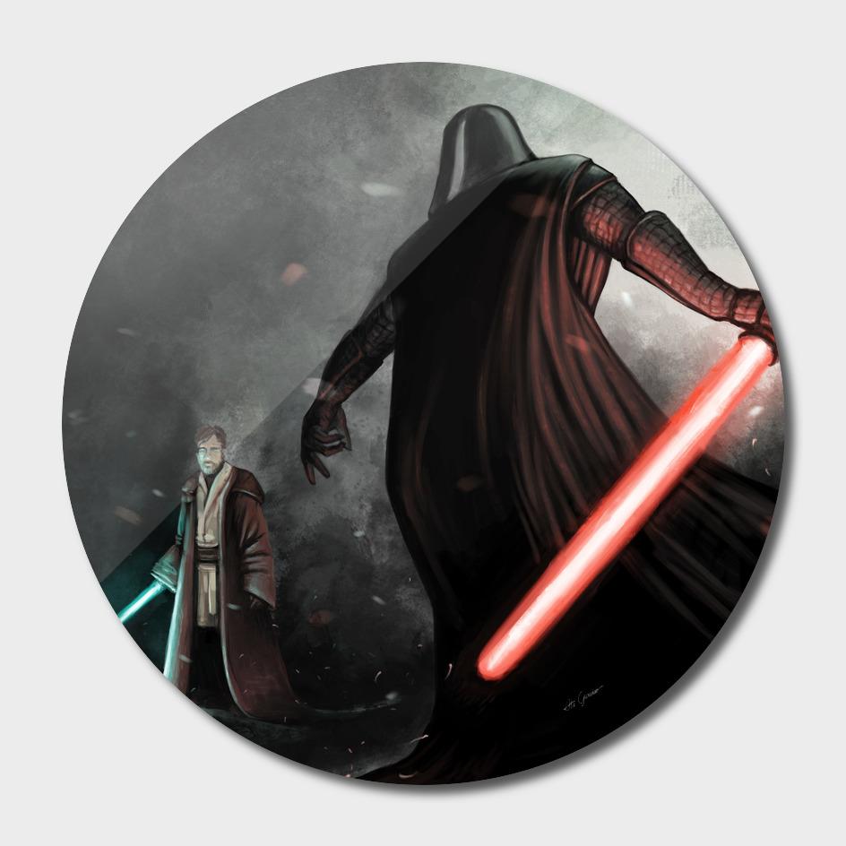 Darth Vader Vs Han Solo