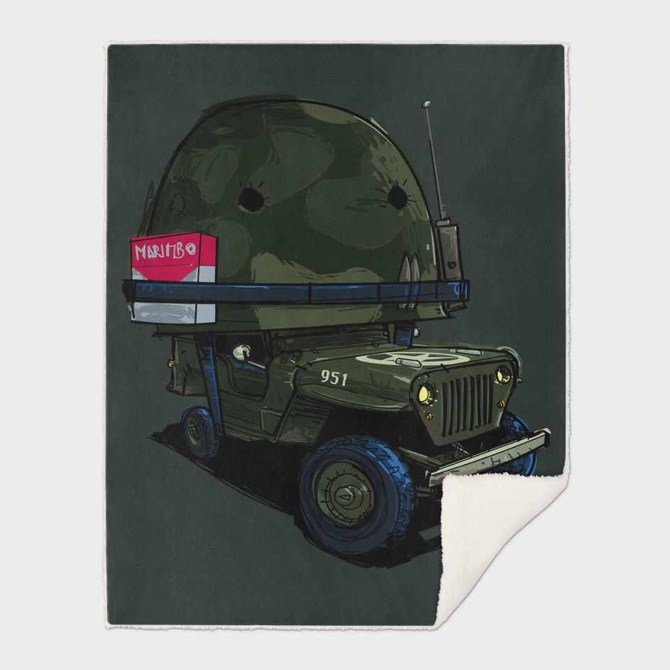 rideOrama soldier