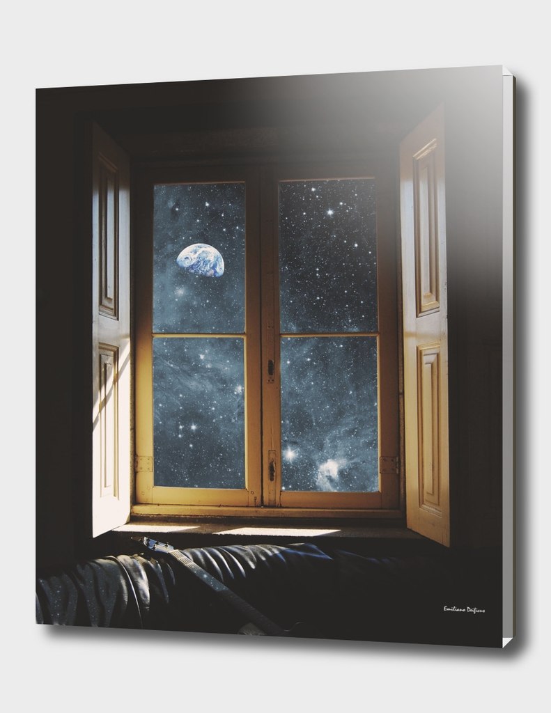 WINDOW TO THE UNIVERSE