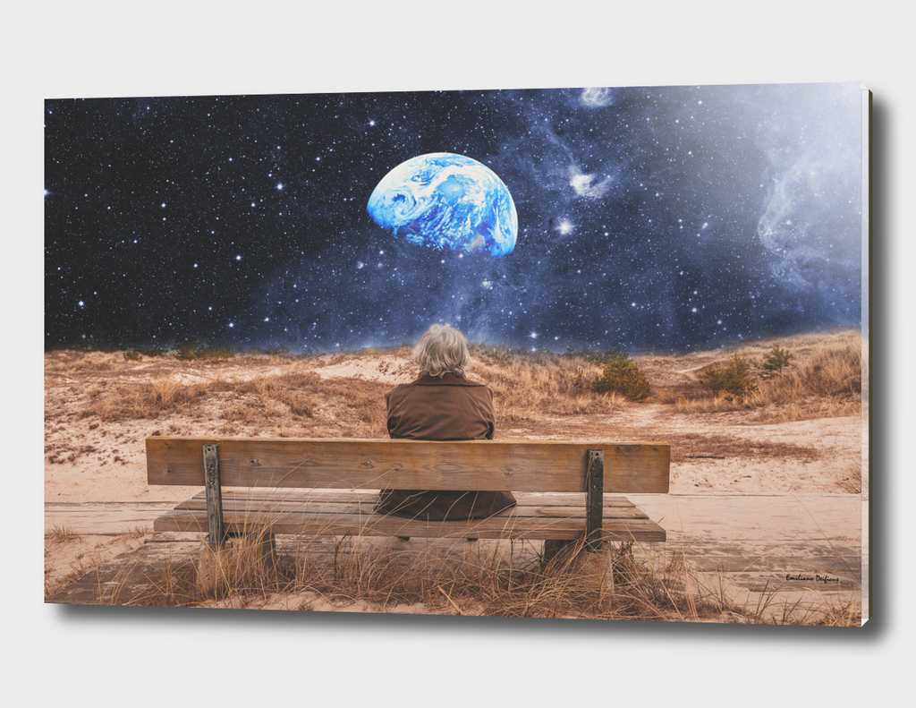 PLANET EARTH, THE UNIVERSE AND I
