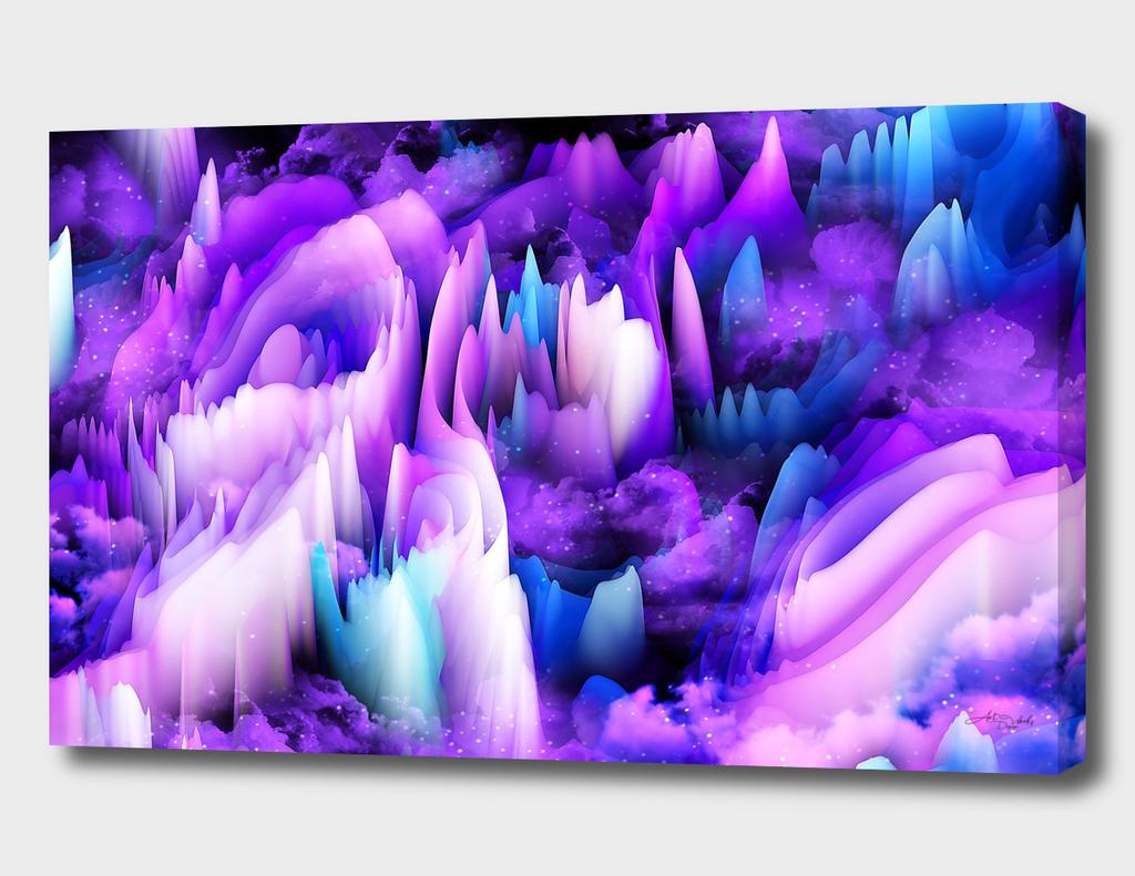 Artistic - XVIII - Violet Hills / NE