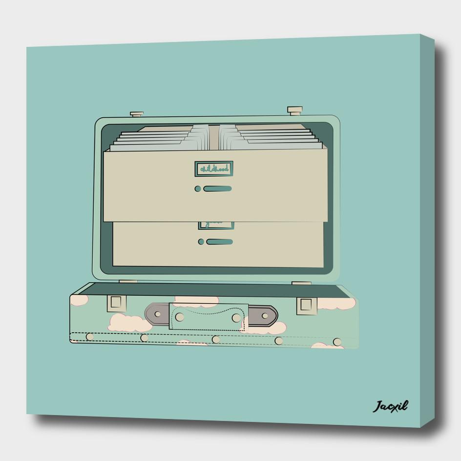 Memory Suitcase