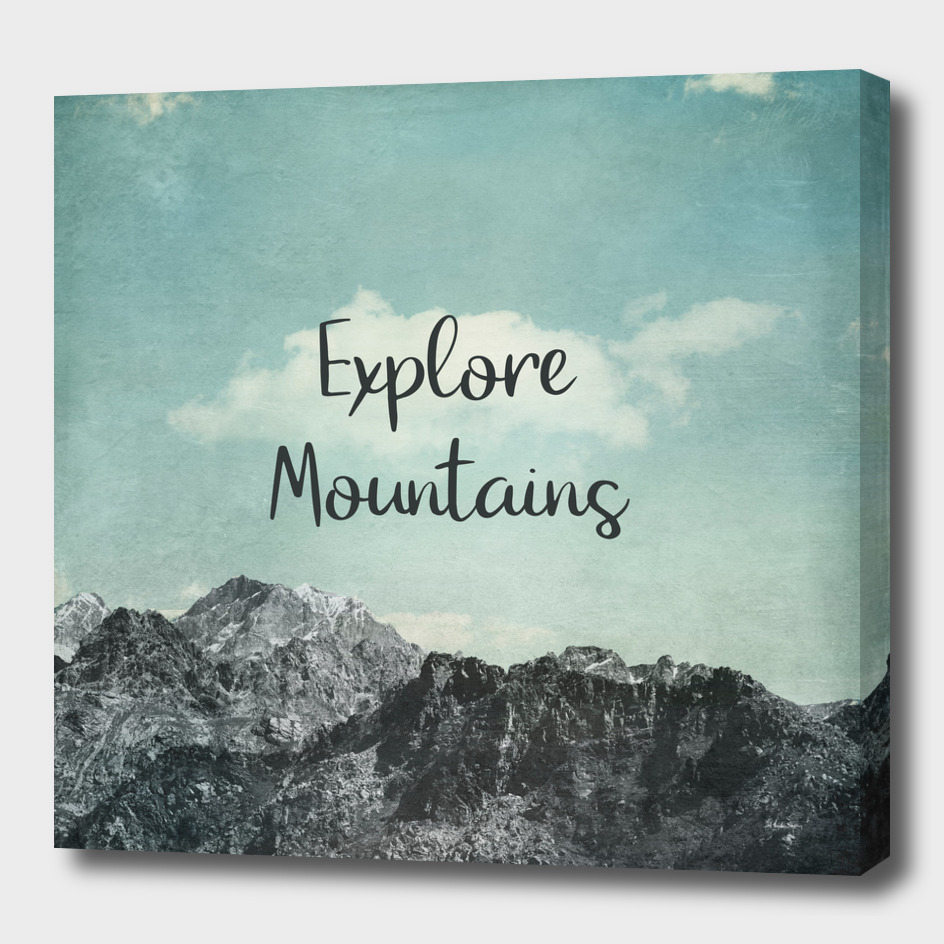 explore mountains