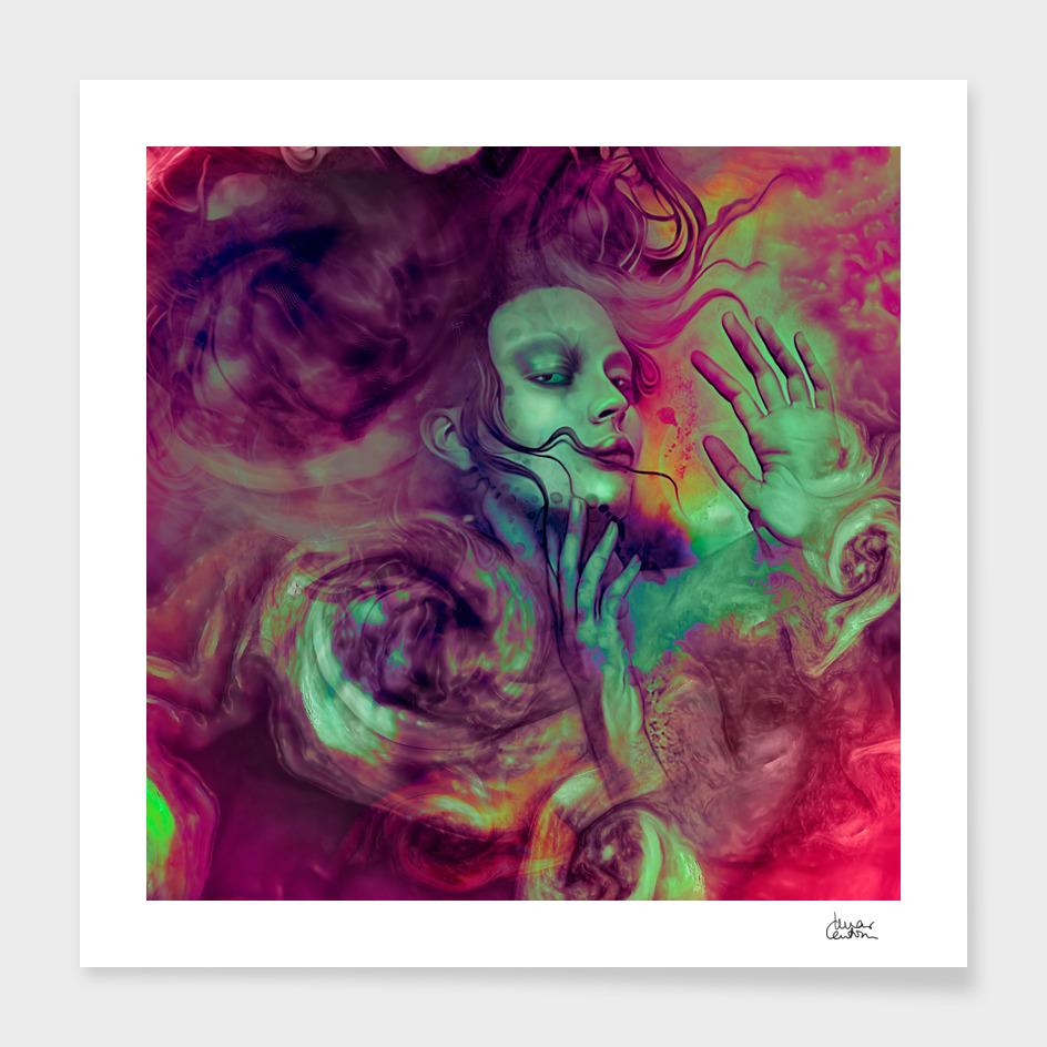 """""""Siren universe nebula"""""""