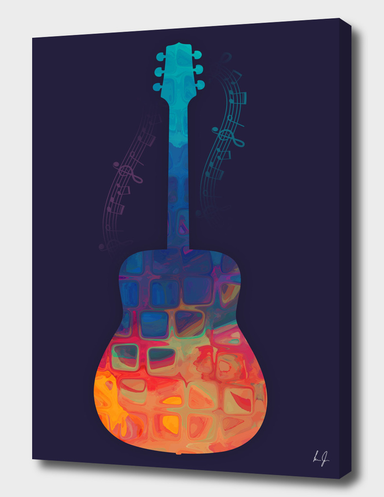 Guitar Color