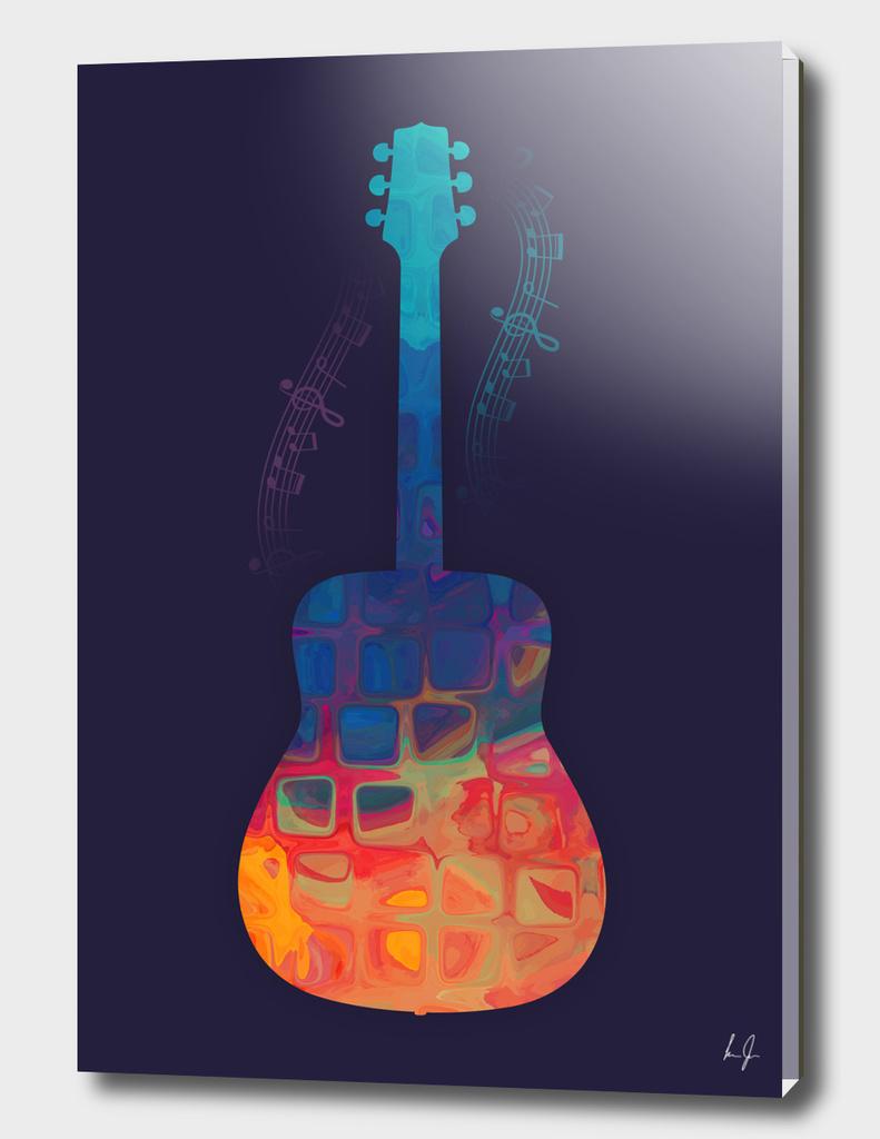 Guitar Color