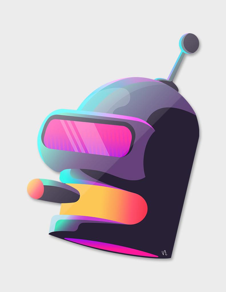 I Am Retro - Bender