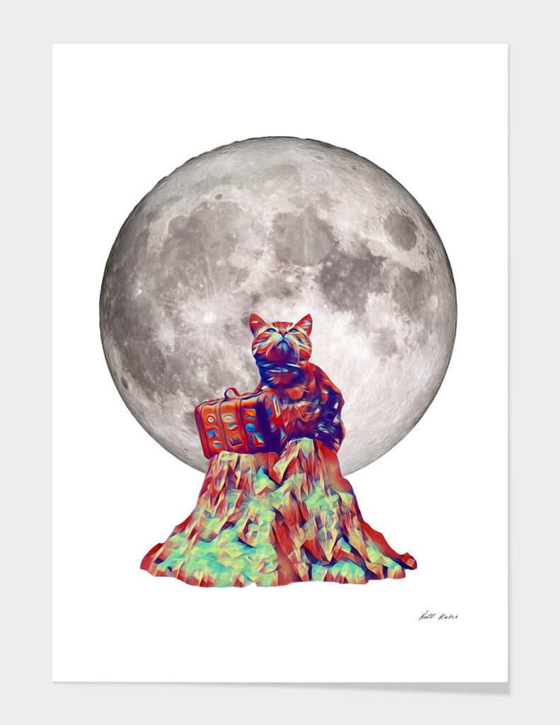 reach moon T