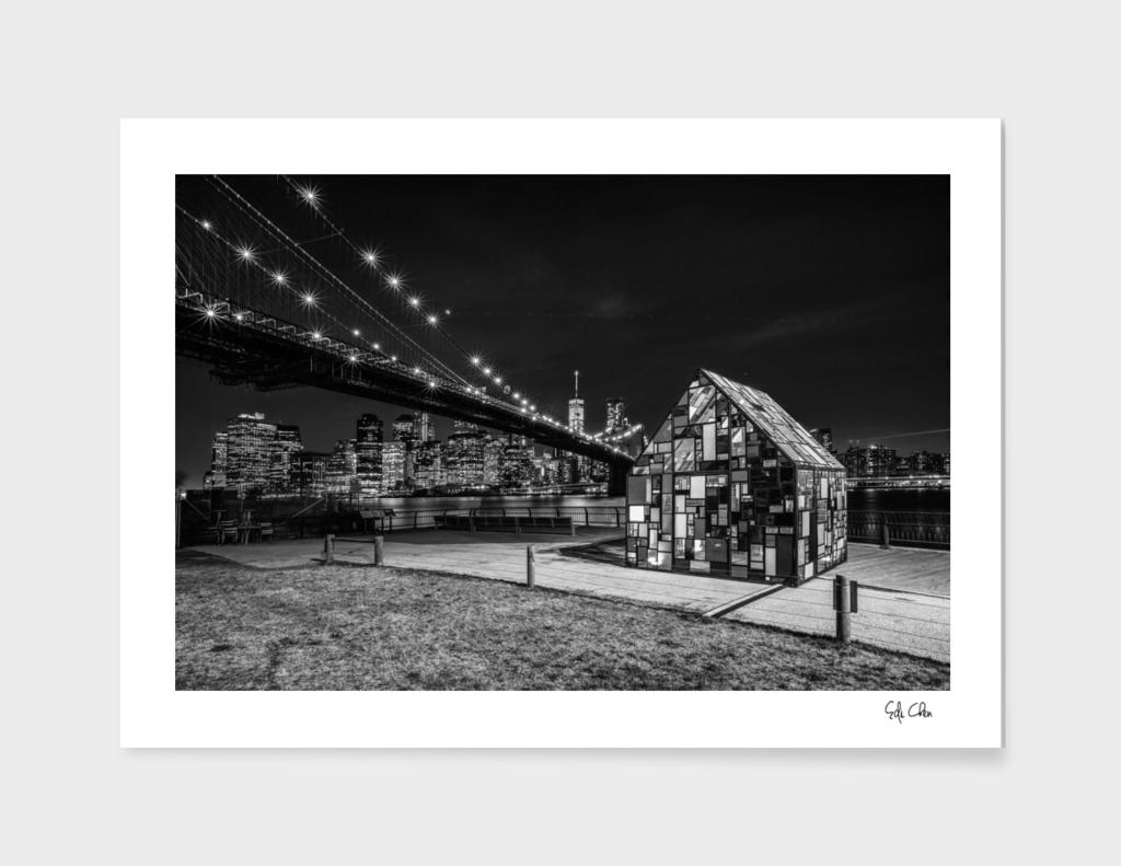 Light House in Brooklyn Bridge Park
