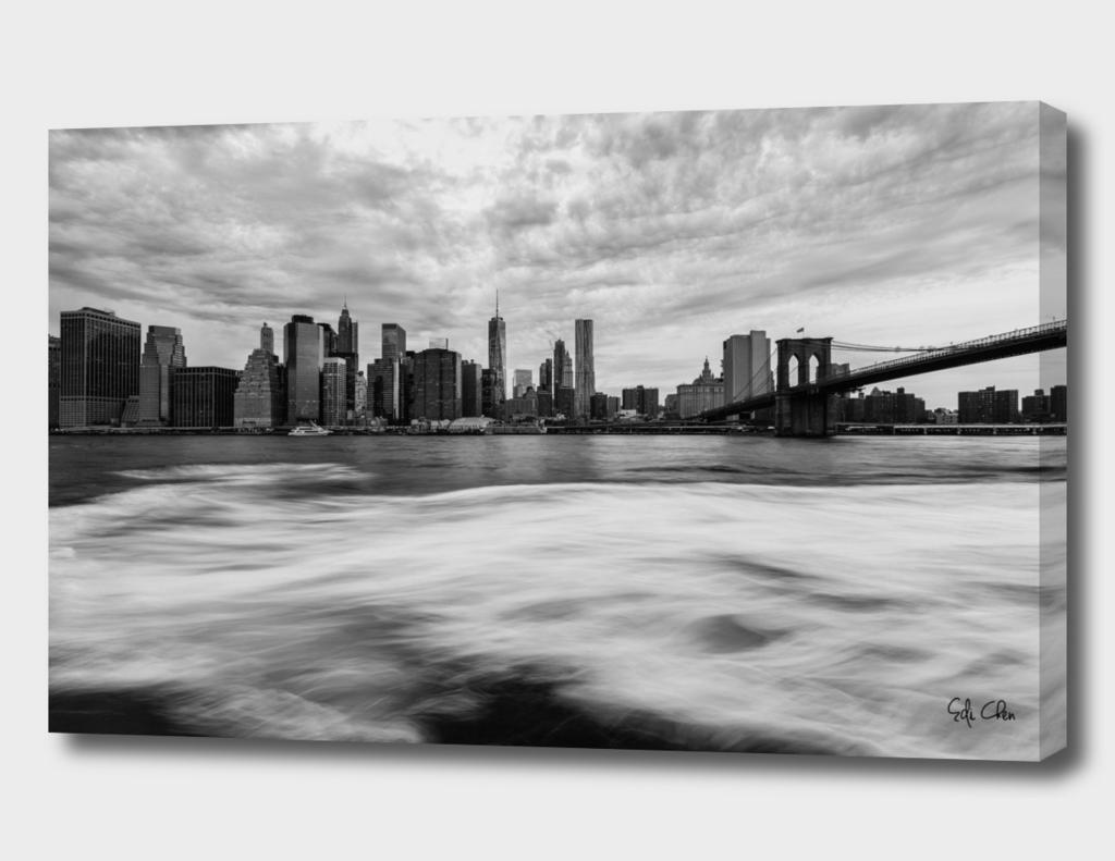 Lower Manhattan Wave