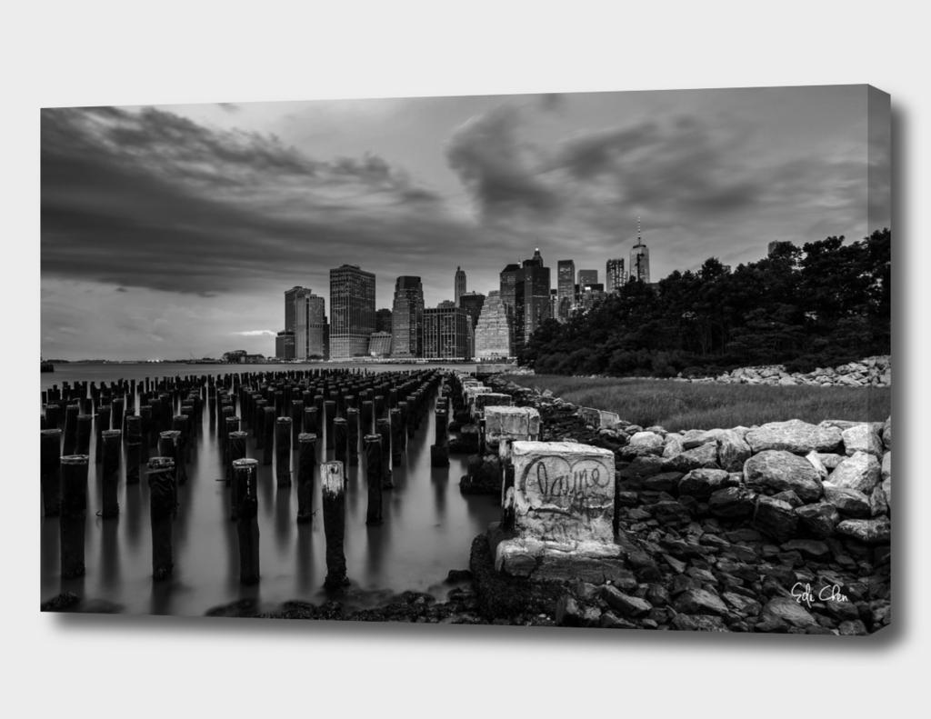 Brooklyn Bridge Park Pier