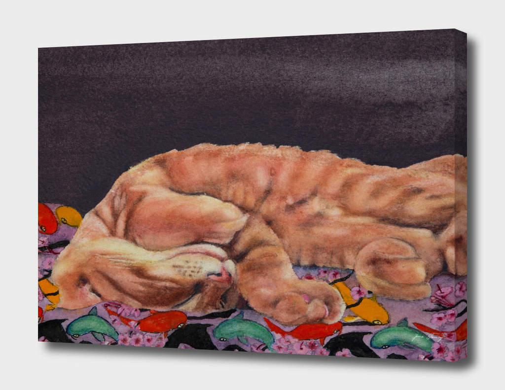 Allegory of a Kitten's Life / Dreamweaver No.2