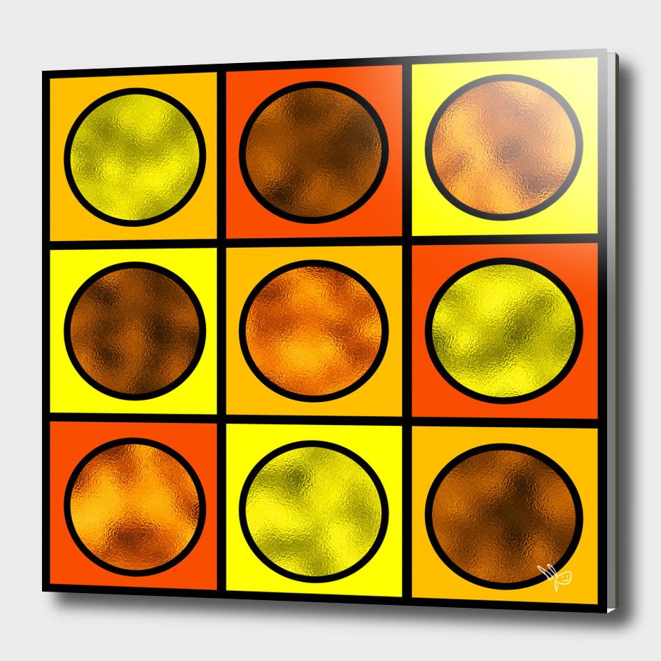 Yellow-Orange Cells