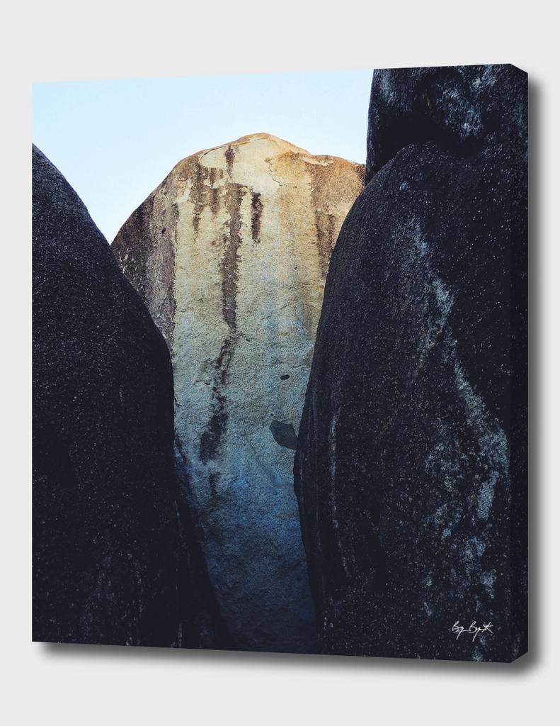 Boulders, Virgin Gorda