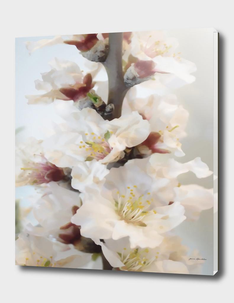 spring blossoms vintage II