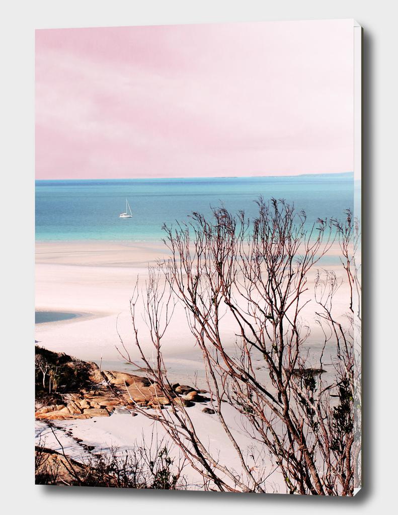 Pink Beach I