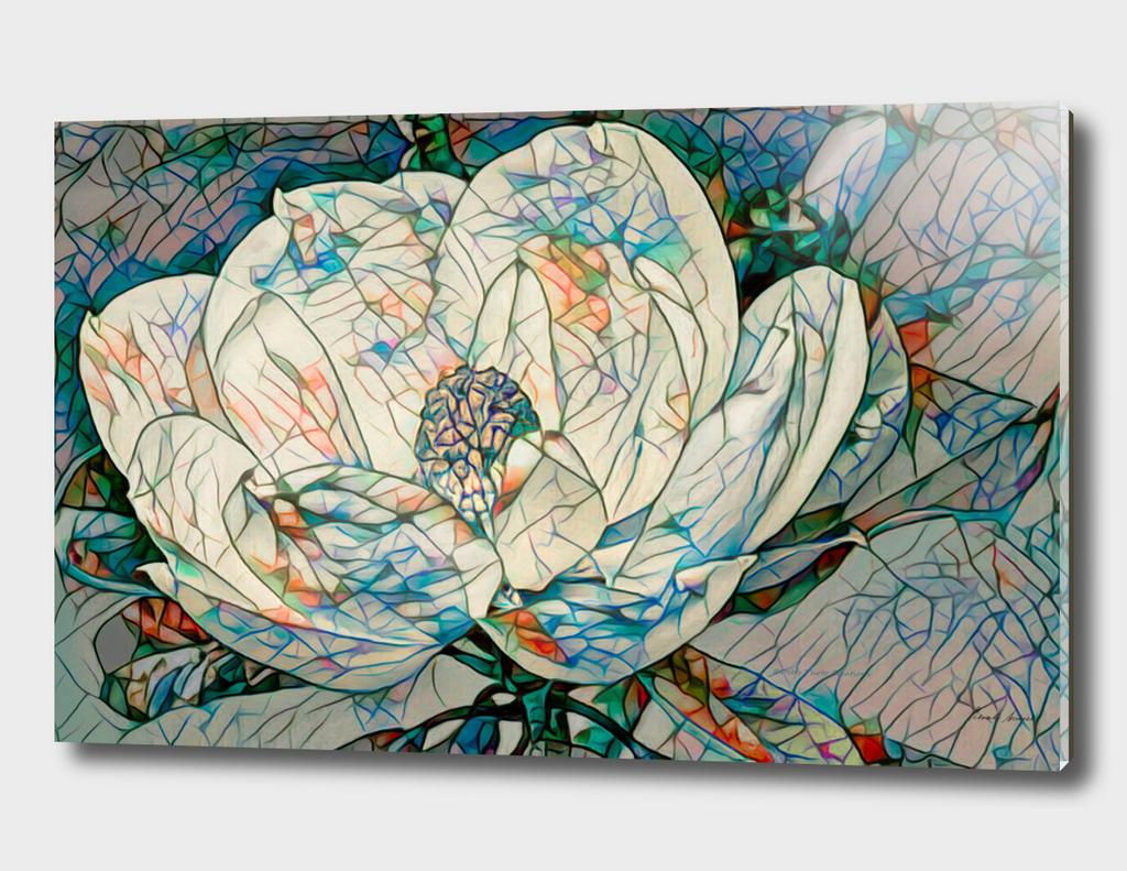 Mosaic Magnolia