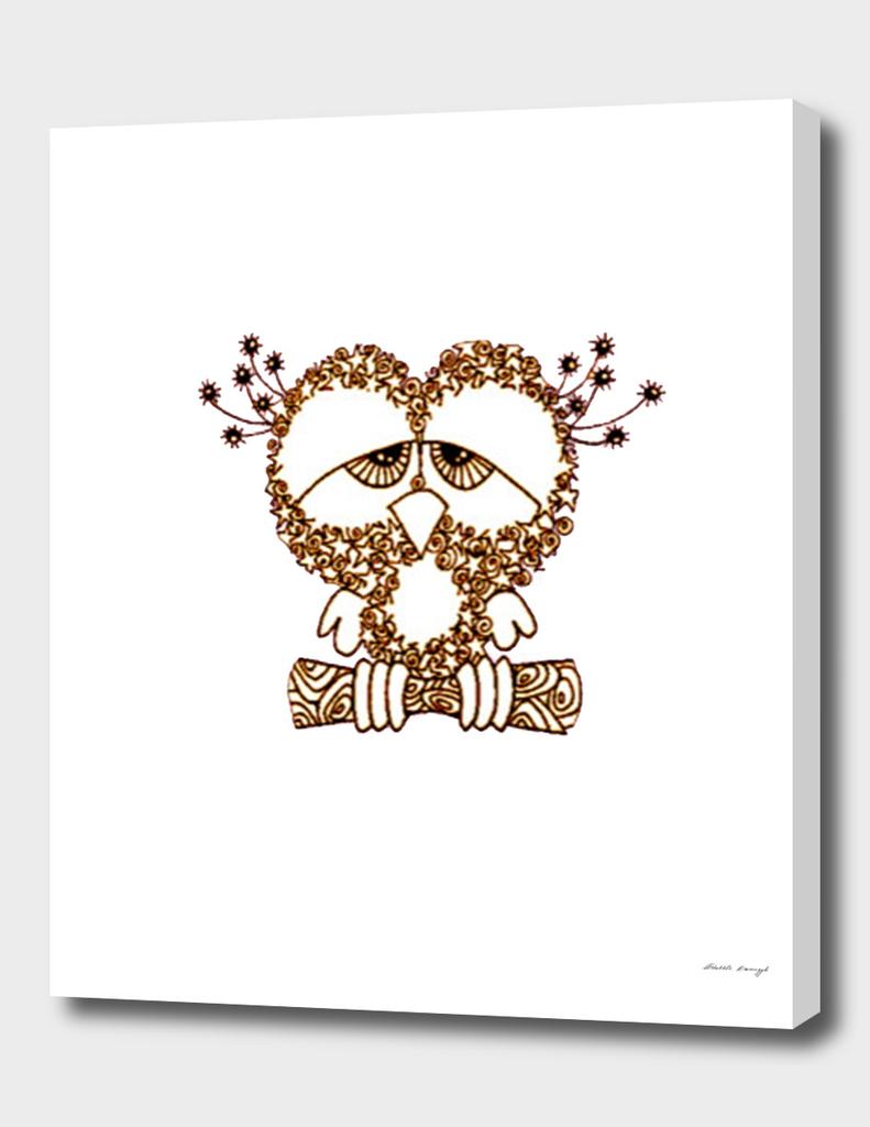 Sad Owl
